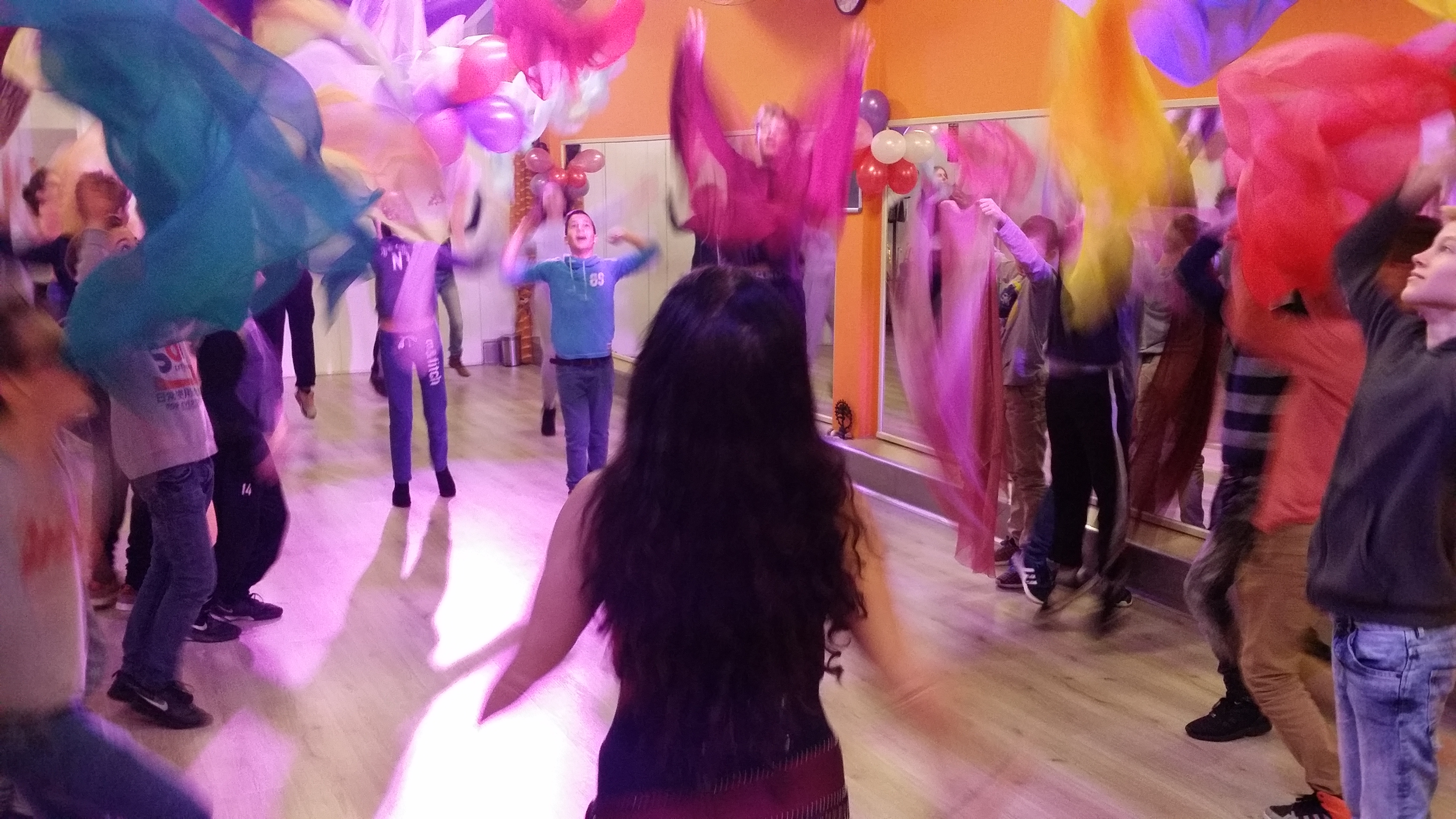 workshop orientaalse dans