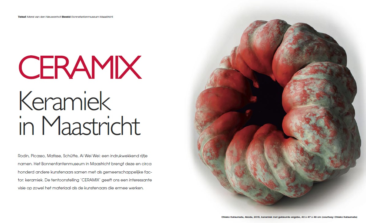 Ceramix in Maastricht